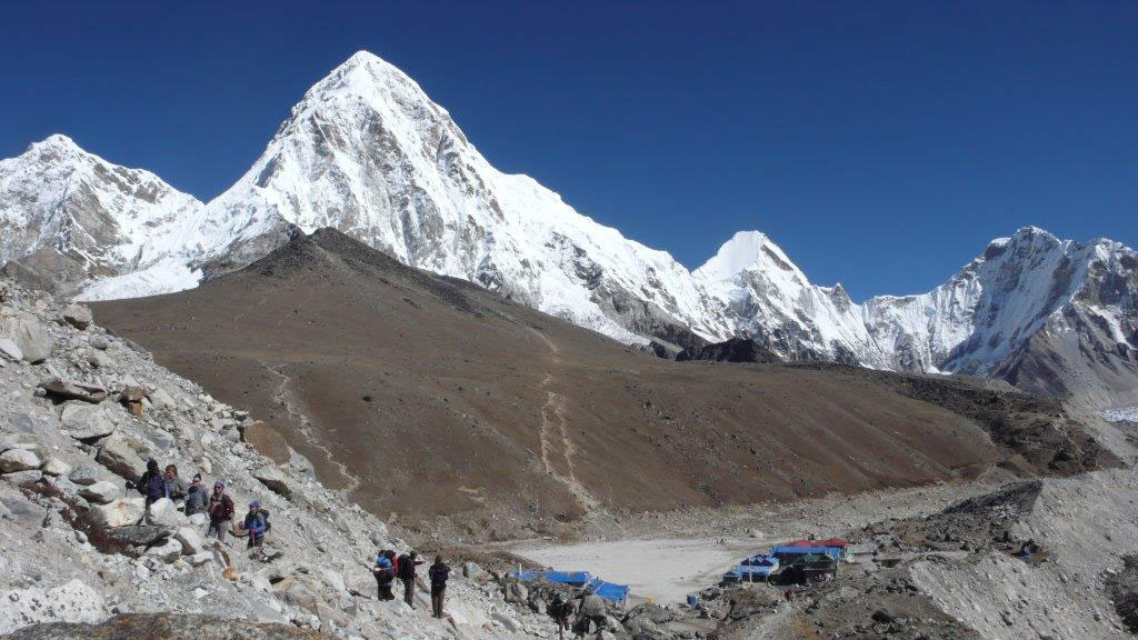 25 April to 13 May 2020: Everest Trekking with João Garcia
