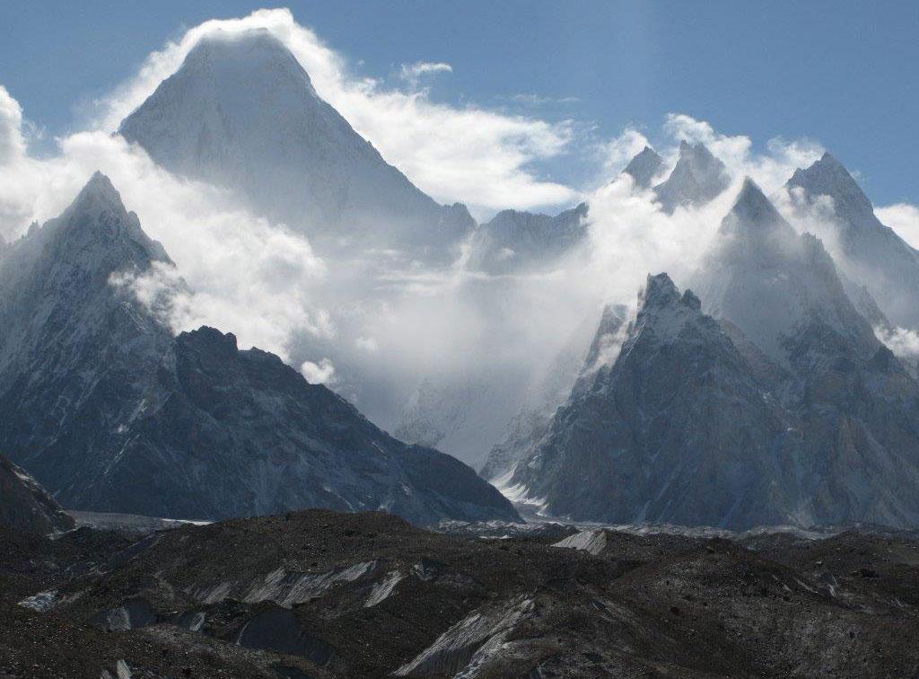 12 June to 6 August 2020: K2 base camp trekking and Gondogoro-la pass