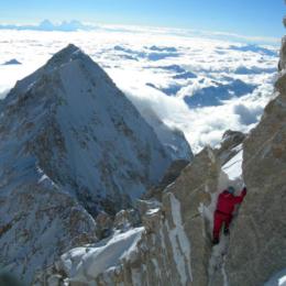 Descida do cume do Kangchenjunga | Nepal 2006