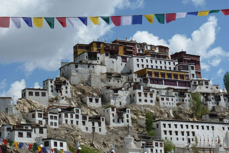 9 a 24 Agosto 2020: Ascensão ao Kangyatse 6200m, no Ladakh
