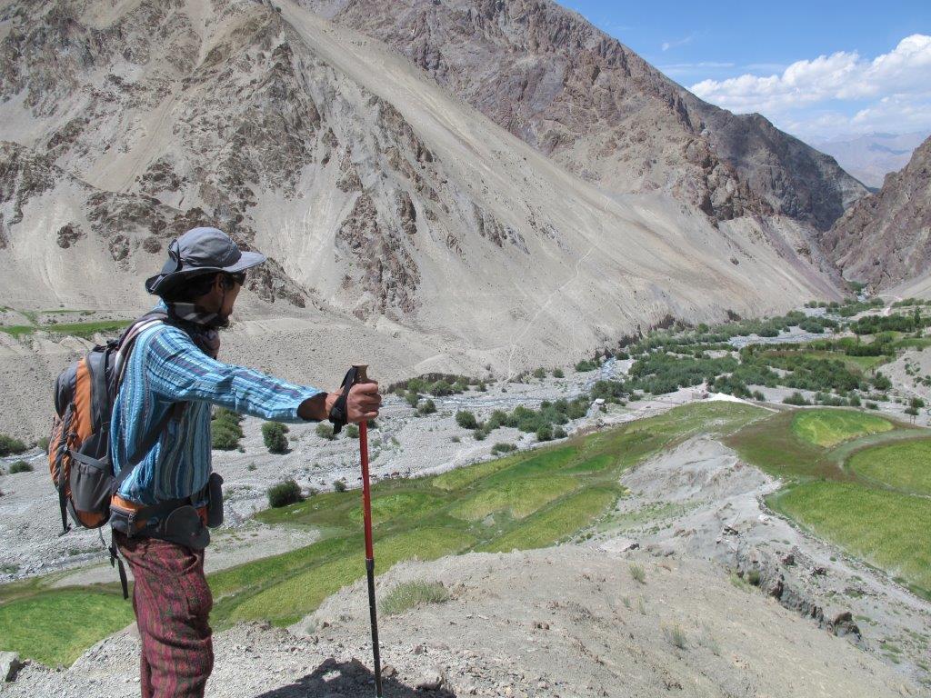 4 a 16 Agosto 2018: Trekking no Ladakh, opção de ascensão ao Stok Kangri 6153m