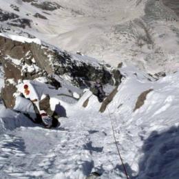 Descida para o campo 2 do Nanga Parbat | Paquistão