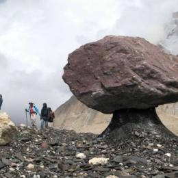 Glaciar Boltoro | Paquistão