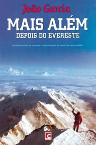 Livro Mais Além depois do Evereste